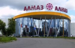 Офис Intourist в ТРЦ Алмаз Копейское шоссе 64